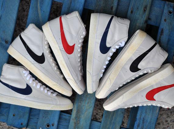 Nike Blazer Høy Vntg Skinnpakke zcFe4Wvx