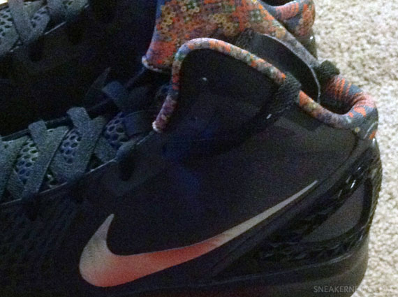 Nike Zoom Hyperdunk 2011 Supreme quot Black History Monthquot Unreleased Sample