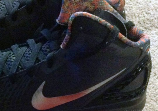 "Nike Zoom Hyperdunk 2011 Supreme ""Black History Month"" Unreleased Sample"