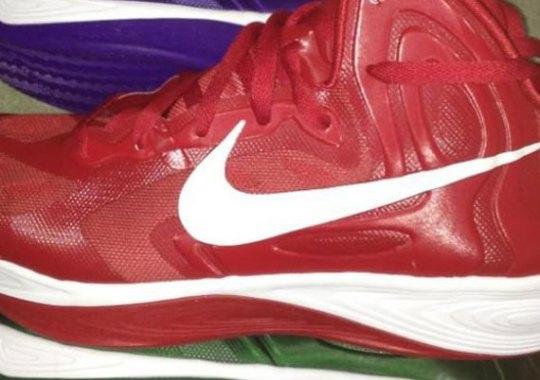 Nike Hyperfuse 2012 – TB Colorways