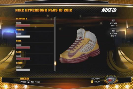 Nike Basketball Comes Alive in NBA 2K13