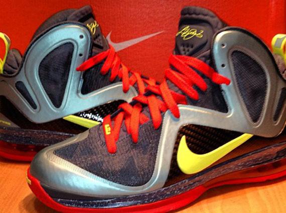 "reputable site a98a5 fac91 Nike LeBron 9 Elite ""Cannon"""