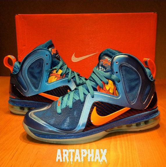 "separation shoes 13392 24d5f Nike LeBron 9 Elite ""China"""