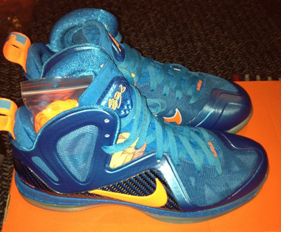 best authentic f1784 68438 Nike LeBron 9 Elite quotChinaquot Available on eBay chic