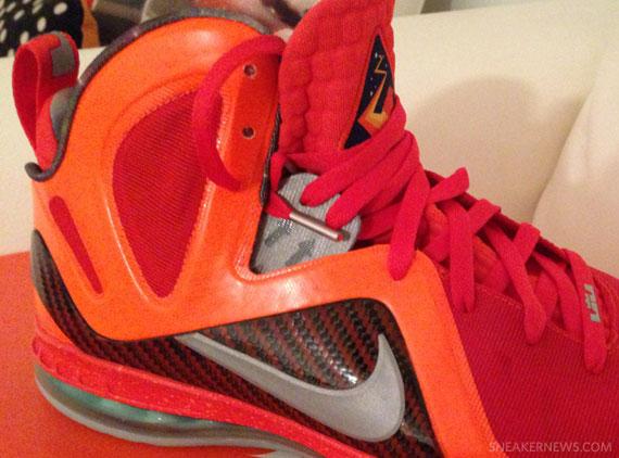 "Nike LeBron 9 Elite ""Galaxy"" - SneakerNews.com"