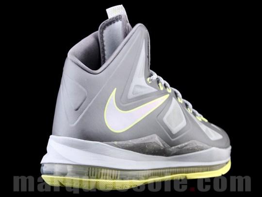 "Nike LeBron X ""Canary"""