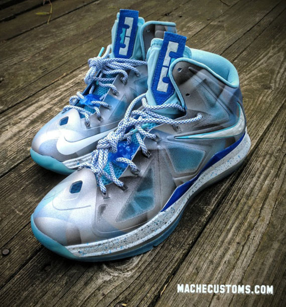 Lebron 10 Statue Of Liberty