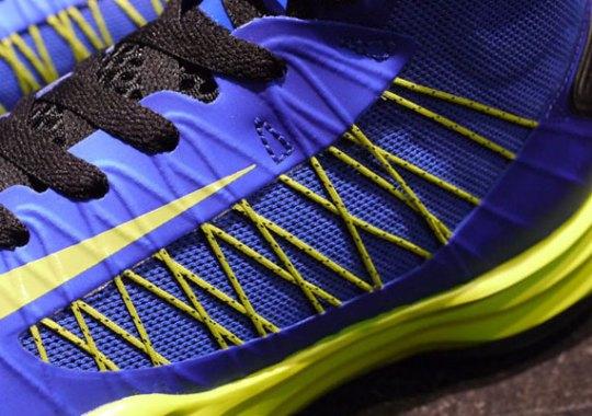 Nike Lunar Hyperdunk+ – Game Royal – Atomic Green