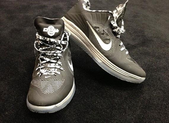 Nike Lunar Hypergamer Low - Deron Williams Brooklyn Nets PE ... 30898644f