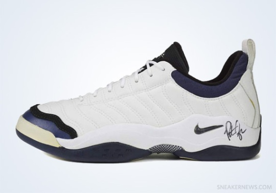 Classics Revisited: Nike Air Oscillate (1996)