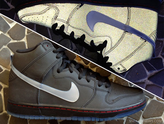 durable modeling Nike SB Dunk High Premium quot3Mquot Release Info