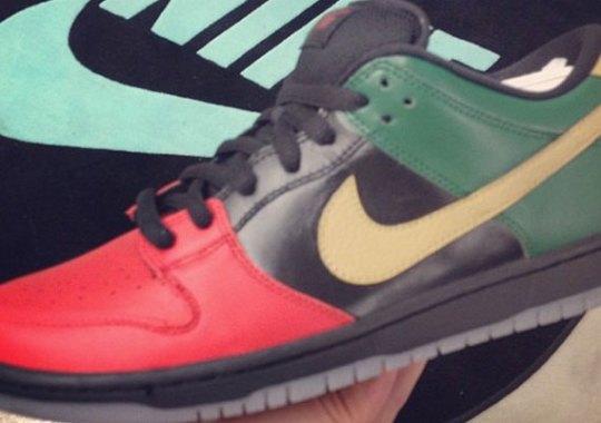 "Nike SB Dunk Low ""Black History Month"" 2013"