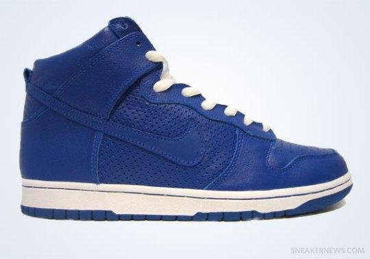 "Classics Revisited: Nike SB Dunk High ""T-19"" (2005)"