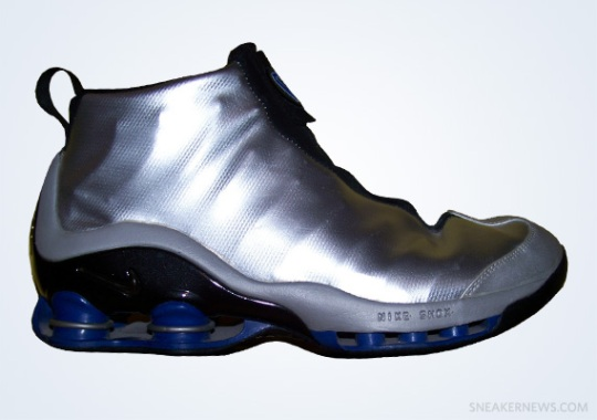 Classics Revisited: Nike Shox VC (2002)