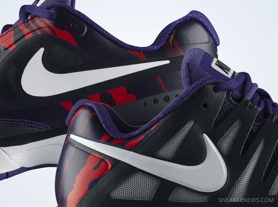 lowest price 35977 49ee1 Nike Zoom Vapor Tour 9 + Air Max Courtballistec 4.3 – Agassi Inspired