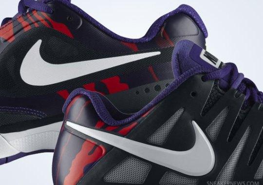 Nike Zoom Vapor Tour 9 + Air Max Courtballistec 4.3 – Agassi Inspired