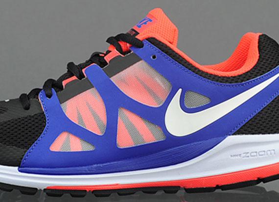 Nike Zoom Elite+ 5 – Black – Purple – Orange