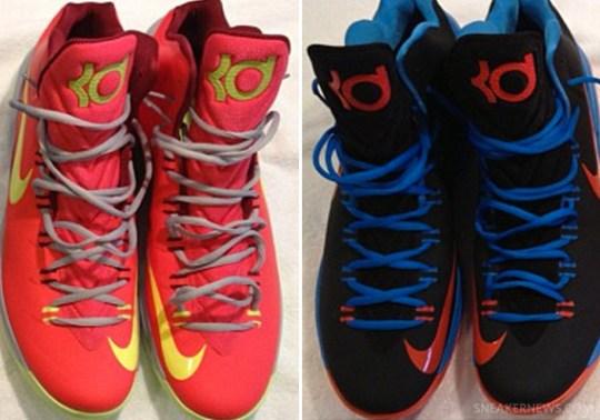 Nike KD V – December 2012 Releases
