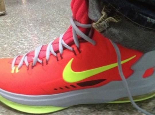 """Nike Zoom KD V """"DMV"""" – On-Foot Images"""