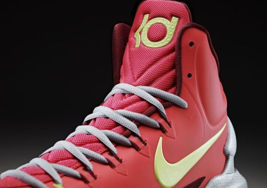 Nike Zoom KD V Officially Unveiled