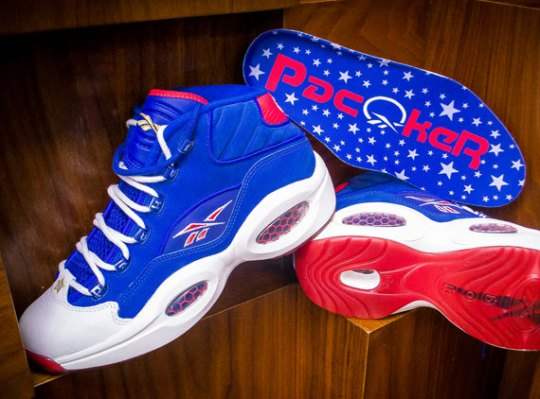 "Packer Shoes x Reebok Question ""Practice"" – Release Info"