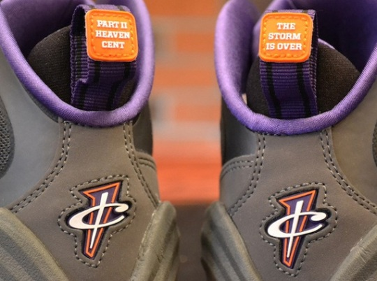 """Nike Air Penny V """"Suns"""" – Release Date"""