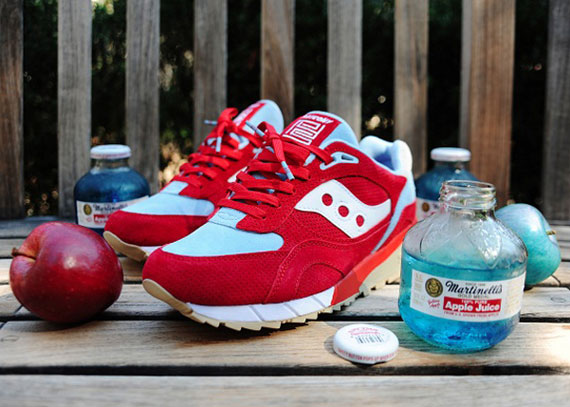 "PYS x BAIT x Saucony Shadow 6000 ""Blue Apple"" 5130e0027f"