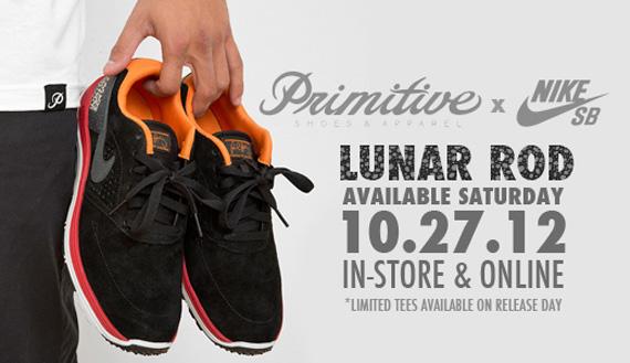 12a8eaf1ec09 Primitive x Nike SB Lunar Rod