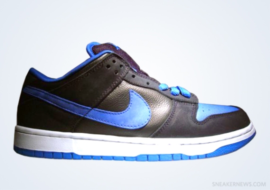 """official photos 63bff 0e454 Classics Revisited Nike SB Dunk Low """"J-Pack"""" (2005)"""