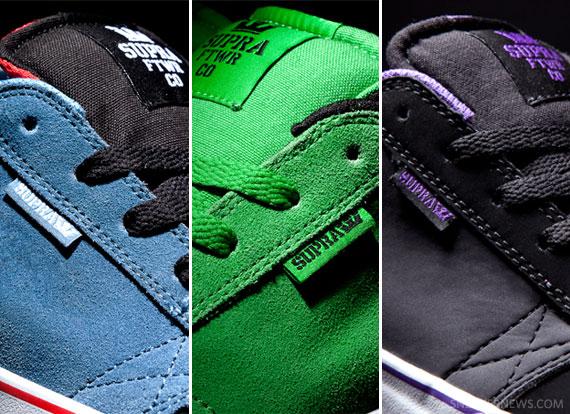 Supra Amigo - Holiday 2012 Colorways - SneakerNews.com 742f31b58