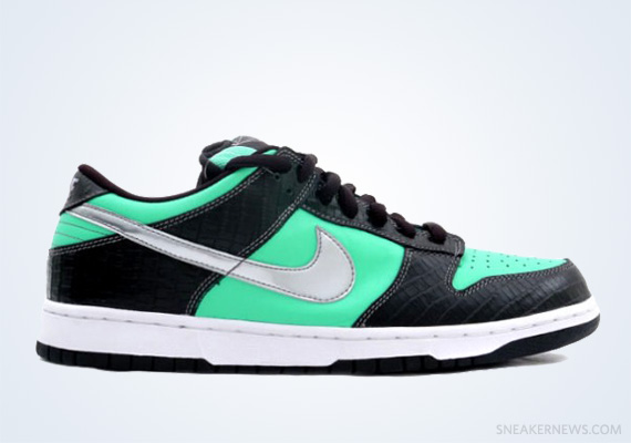 "Classics Revisited  Nike SB Dunk Low ""Tiffany"" (2005) 69184c36a"