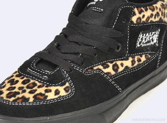 "Vans Half Cab 20th Anniversary ""Leopard"""