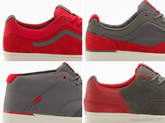 Vans LXVI Holiday 2012 Collection