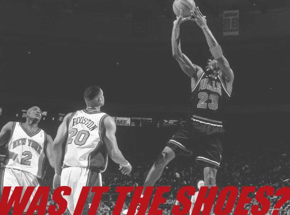 Michael Jordan Air Jordan Portant Une Chicago IOL81mBe
