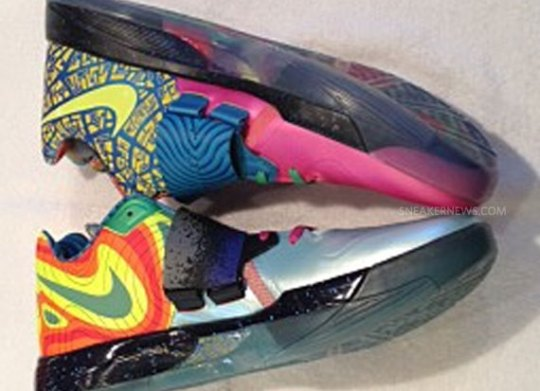 """What the KD"" Nike Zoom KD IV"