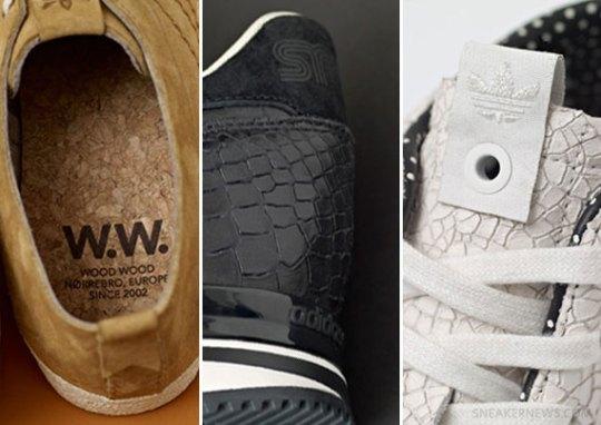 Wood Wood x SNS x adidas Consortium