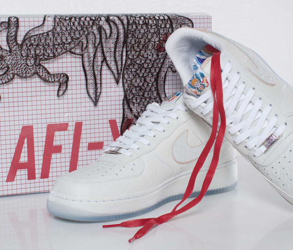 nike air force year of the dragon