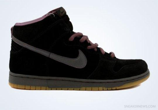 "Classics Revisited: Nike SB Dunk High ""Fog"" (2005)"