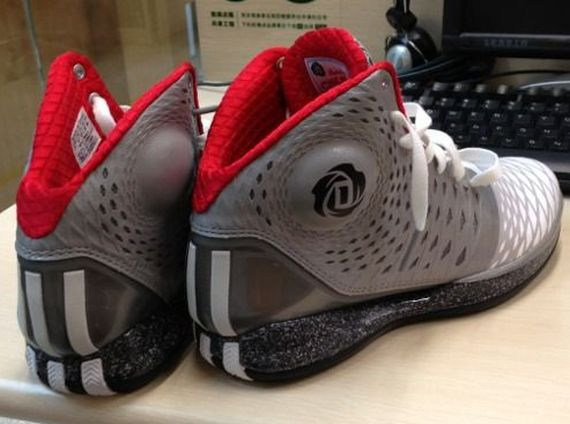 derrick rose shoes for kids - photo #46