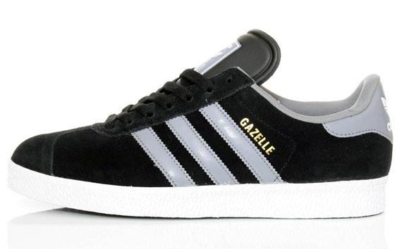 adidas Originals Gazelle II - Holiday 2012 Colorways - SneakerNews.com