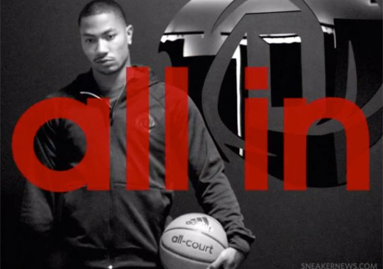 """adidas Basketball: The Return of D Rose: """"All In"""""""
