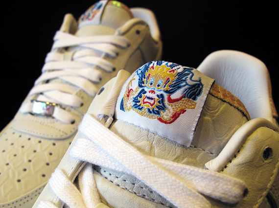 Nike Air Force 1 Low Year of the Dragon III Release Reminder