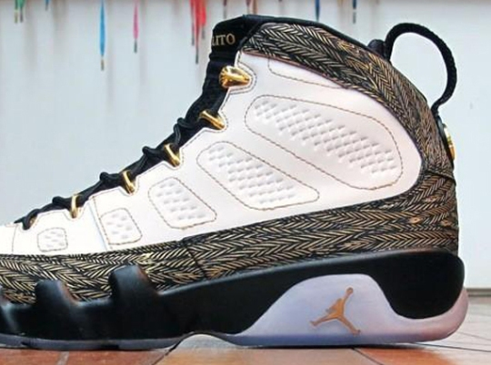 """Air Jordan IX """"Doernbecher"""" – 21 Mercer Release Info"""