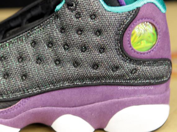 "promo code c7cc0 a8fb4 Air Jordan XIII GS ""Grape"""