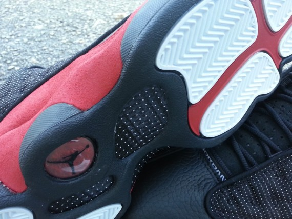 "Air Jordan XIII ""Bred"" – New Images"