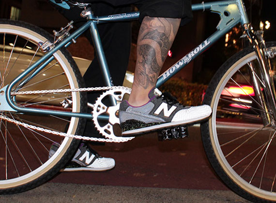 Atmos x New Balance 996 \