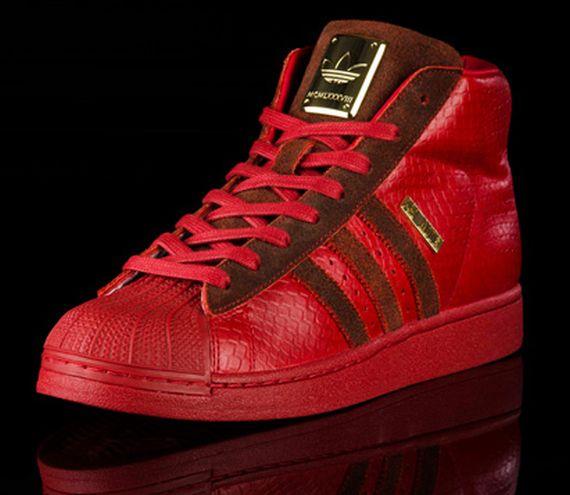 Big Sean X Adidas Originals Pro Model Ii Sneakernews Com