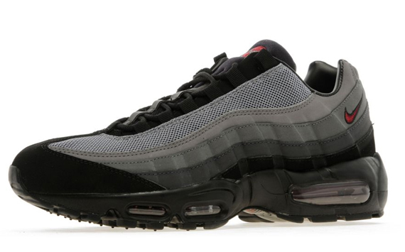 mens nike air max 95 grey