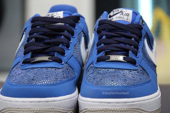 Nike Air Force One Blue