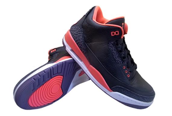 """""""Bright Crimson"""" Air Jordan III - SneakerNews.com"""